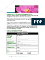 Corning Lotus Glass product information sheet.pdf