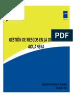 GESTIÓN DE RIESGOS EN LA OPERATIVA ADUANERA.PDF