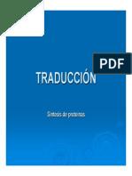 7-Codigo Genetico-Traduccion y Procesamiento Proteinas 13