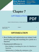 CHE 555 Optimization
