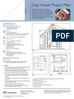 Doghouse Project Plan (casa caine)