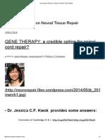 neurorepair _ Research Topics on Neural Tissue Repair.pdf