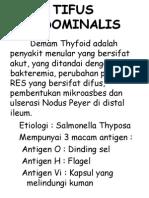 demam-thyfoid.ppt