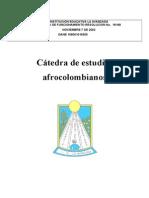 Catedra de Estudios Afrocolombianos