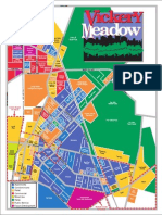 Map Of Vickery Meadow In Dallas
