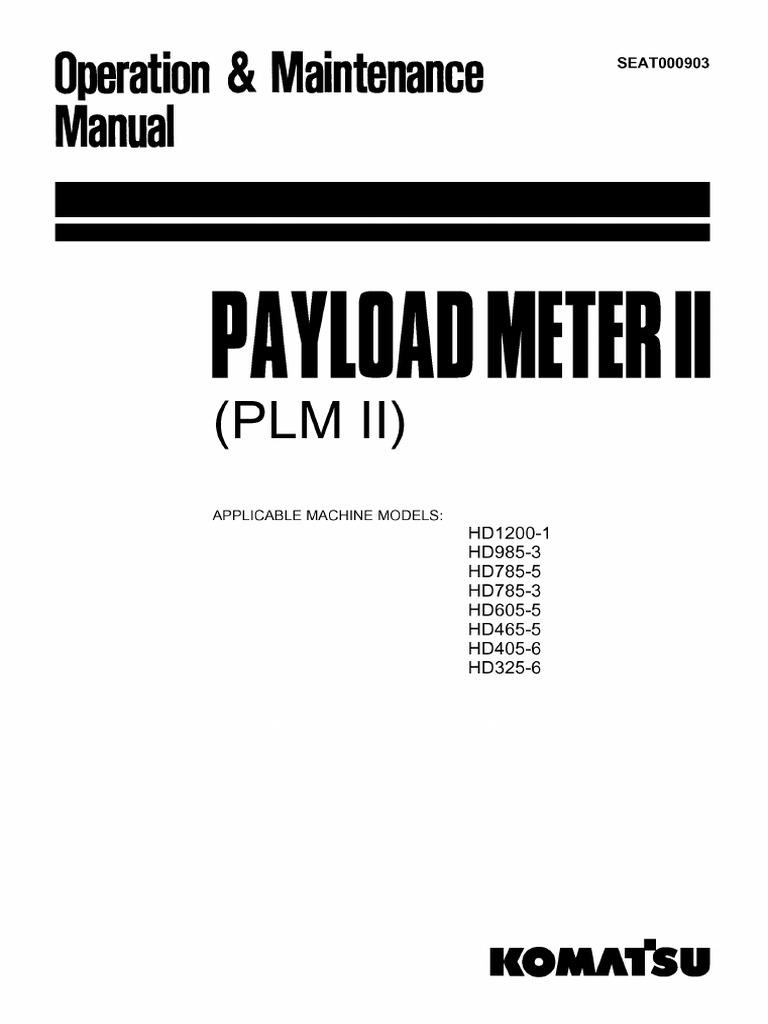 Payload Meter II