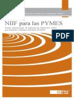 NIIF para Pequeñas y medianas entidades.doc