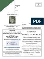 2014 november newsletter