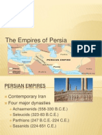 early persian empire 1