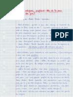 Prise de notes élève Comte-Sponville religion