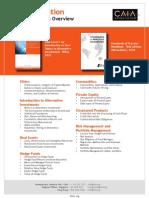 ACIIA-Curriculum Overview 2014