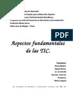 las TIC.odt GESSY.odt