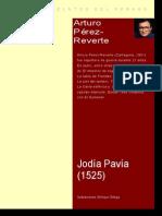 Jodía Pavía - Arturo Perez Reverte.pdf