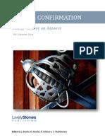 Defence & Confirmation Vol. 3 October 2014