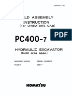 GEN00001-00(PC400-7 FIELD ASSEMBLY INSTRUCTION)