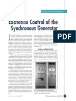 Excitation control of the synchronous generator.pdf