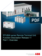 E500 FD Rel11 Part1 Overview