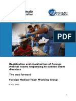 FMT Working Group 2013 - Registration and coordination of FMTs responding to sudden onset disasters - The way forward.pdf