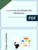 El amor en los tiempos del Pleistoceno.pptx