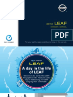 LEAF 2012 Owner Manual