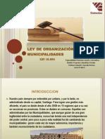 Ley de Organización de las municipalidades.pptx