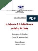 La influencia de la población en la contextura del Estado.docx