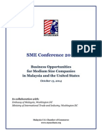 sme conference 2014 program booklet