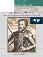 Explorers of New Lands-Hernando de Soto and His Expeditions Across the Americas