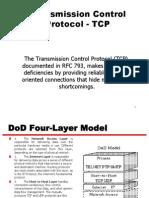 Transfer Service Protocol