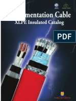 Instumentation Cable XLPE Insulated