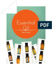 Essential Oils User Guide