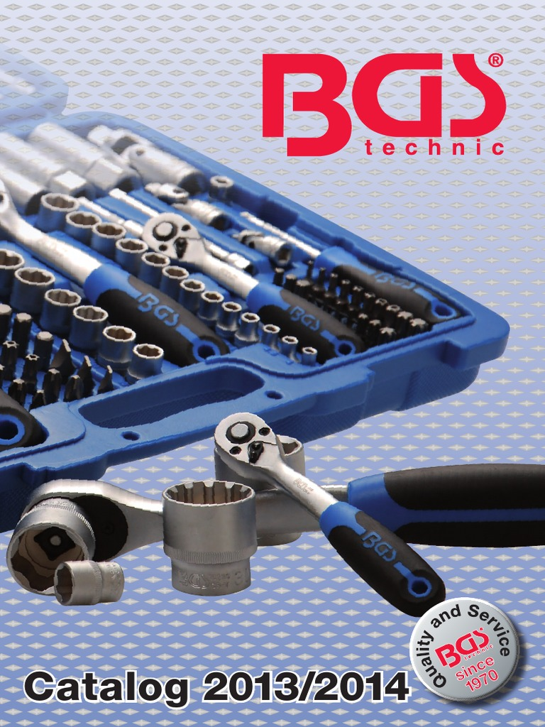 """BGS-Spline 4354 XZN - M12 X 53 mm Bits Socket 1//2/"""" Drive-Pro"""