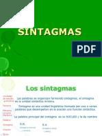 Los sintagmas.ppt
