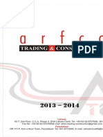 Arfco trading  & construction