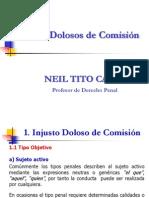 Delito doloso de comision DERECHO PENAL II.ppt