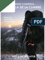 El camino comienza más alla de la cumbre - Noble Ayub.pdf