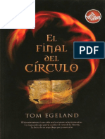 El Final del Circulo - Tom Egeland.pdf