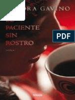 El paciente sin rostro - Gavino, Aurora.pdf