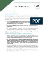 Cesarea Abdominal - GINECOLOGÍA Y OBSTETRICIA.pdf