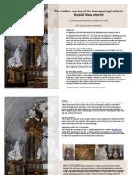 Program Altarseminar Gustaf Vasa Church