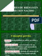 HUANCAYO Factores de Riesgo Perinatal JM.ppt