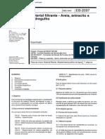 NBR 11799 EB 2097 - Material filtrante - Areia antracito e pedregulho.pdf