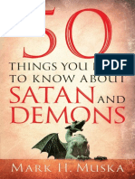 50 Things You Need to Know About Satan and Demons