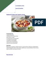 Salada de Frutas com Iogurte e Aveia e outros.doc
