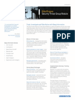 Security Threat Group Module | Elite Prisons