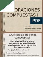 LAS_ORACIONES_COMPUESTAS