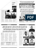 Diario El mexiquense 20 Octubre 2014