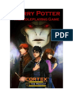 Harry Potter RPG Corebook