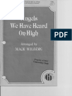 Angels We Have Heard On High - Wilberg.pdf