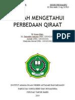 Manfaat `Mengetahui Perbedaan Qira'at.docx